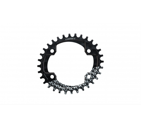 104BCD OVAL CHAINRING