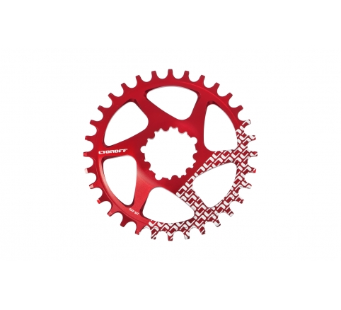 DIRECT MOUNT SINGLE CHAINRING GXP